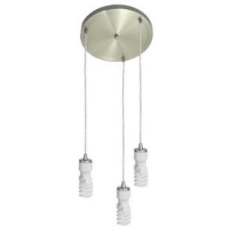 Access Lighting 52028 Circ - Three Light Round Pendant Assembly