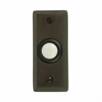Craftmade Lighting BS8 Decorative Push Button Door Bell