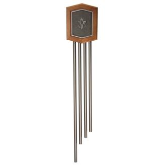 Craftmade Lighting C4-PW Wooden Westminster Chime - Chime & Tubes