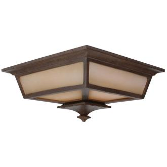 Craftmade Lighting Z1317 Argent - Two Light Flush Mount