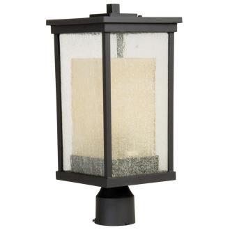 Craftmade Lighting Z3725 Riviera - One Light Outdoor Post Lantern