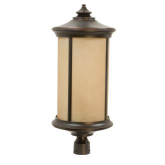 Craftmade Lighting Z6525-88 Arden - One Light Large Outdoor Post Mount