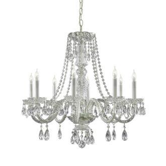 Crystorama Lighting 5048 Traditional Crystal Chandelier