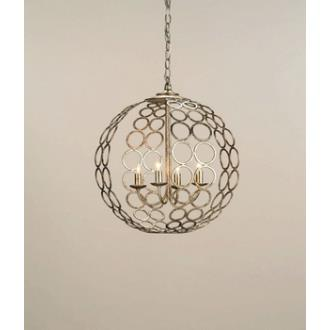 Currey and Company 9961 4 Light Tartufo Chandelier