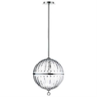 Cyan lighting 04207 Janus - One Light Large Globe Pendant