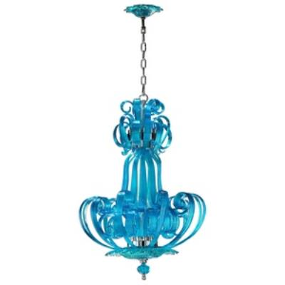 Cyan lighting 04622 Florence - Four Light Chandelier