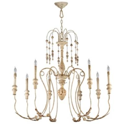 Cyan lighting 04638 Maison - Eight Light Chandelier