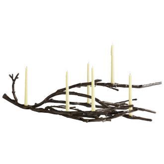 "Cyan lighting 06955 36.5"" Scion Candleholder"