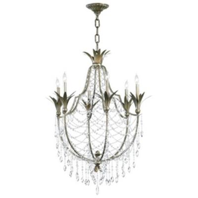 Cyan lighting 6492-6-33 Luciana - Six Light Chandelier