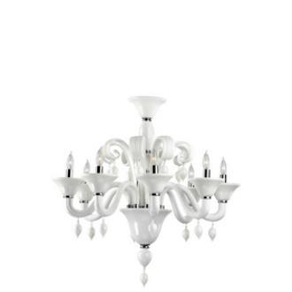Cyan lighting 6496-8-14 Treviso - Eight Light Chandelier