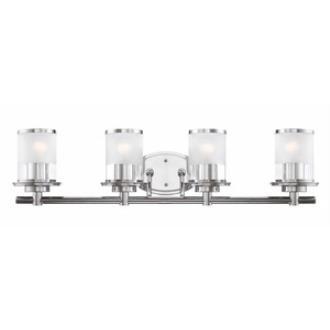 Designers Fountain 6694-CH Essence - Four Light Bath Bar