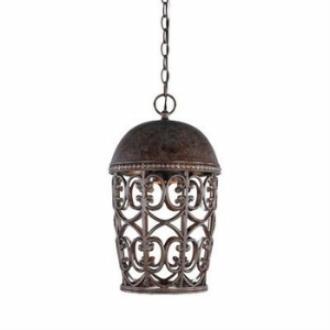 Designers Fountain 97594-BU Amherst - One Light Outdoor Hanging Lantern