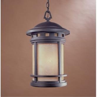 Designers Fountain 2394-AM-ORB Sedona - Three Light Outdoor Wall Lantern