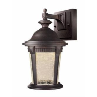 "Designers Fountain LED21721-MBZ Whitmore - 7"" Outdoor Wall Lantern"