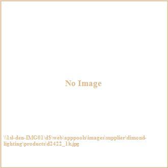 Dimond Lighting D2422 Restoration - Three Light Globe Floor Lamp