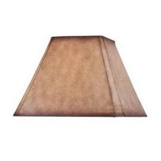 """Dolan Lighting 140032 Accessory - 12"""" Square Cut Corner Shade (Sold as a 4 Pack)"""