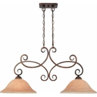 Dolan Lighting 2097-133 Medici - Two Light Island Pendant