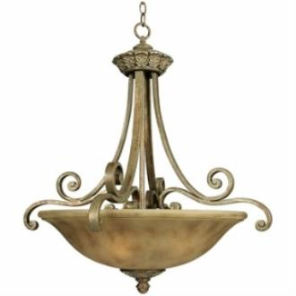 Dolan Lighting 823-38 Windsor - Three Light Pendant
