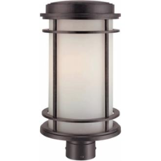 Dolan Lighting 9104-68 La Mirage - One Light Outdoor Post