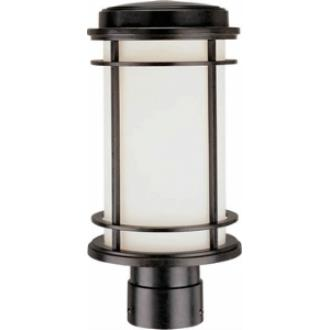 Dolan Lighting 9106-68 La Mirage - One Light Outdoor Post