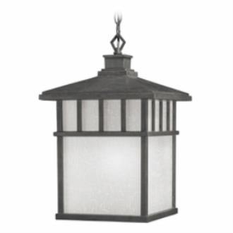 Dolan Lighting 9114-34 Barton - One Light Outdoor Hanging Lantern