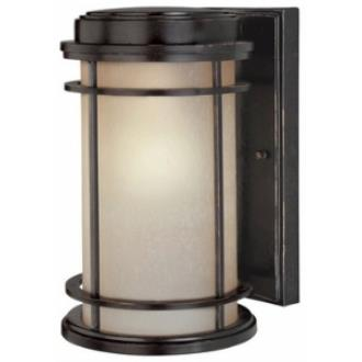 Dolan Lighting 9205-68 La Mirage - One Light Outdoor Wall Sconce