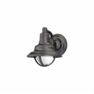 Dolan Lighting 9280-68 Bayside - One Light Exterior Wall Mount