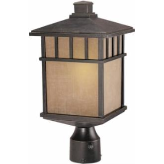 Dolan Lighting 9716-68 Barton - One Light Outdoor Post