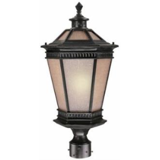 Dolan Lighting 9799-68 Vintage - One Light Outdoor Post Lantern