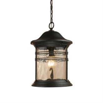 Elk Lighting 08160-MBG Madison - One Light Outdoor Pendant