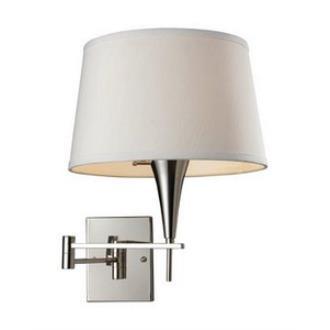 Elk Lighting 10108/1 One Light Swing Arm Wall Sconce