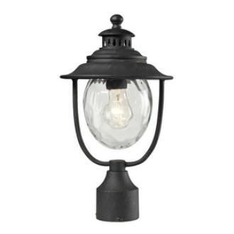 Elk Lighting 45042/1 Searsport - One Light Outdoor Post