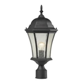 Elk Lighting 45054/1 Wellington Park - One Light Outdoor Post