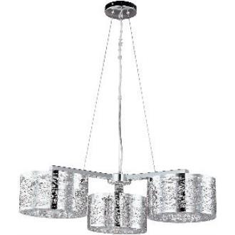 ET2 Lighting E21303-10PC Inca - Three Light Pendant