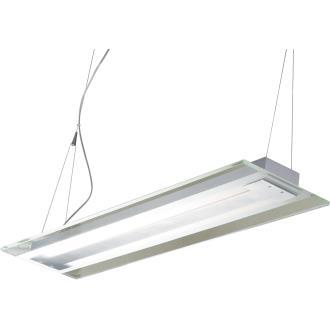 ET2 Lighting E22123-24AL Contempra - Two Light Pendant