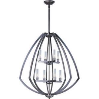 ET2 Lighting E22807-09OI Vortex - Eight Light Pendant