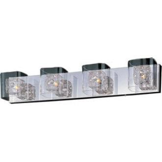 ET2 Lighting E22834-18PC Gem - Four Light Bath Vanity