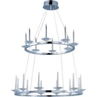 ET2 Lighting E23185-20PC Circolo - Twenty Light Pendant