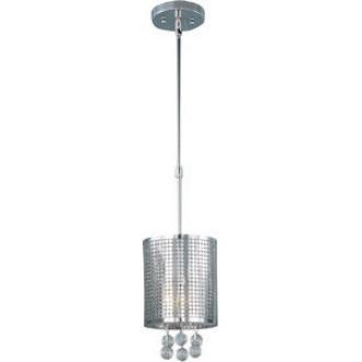 ET2 Lighting E24384-91PC Illusion - One Light Pendant