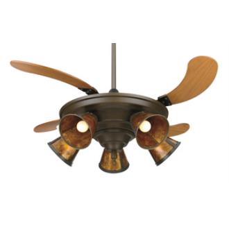 "Fanimation Fans FP825 Air Shadow - 18"" Traditional Ceiling Fan"