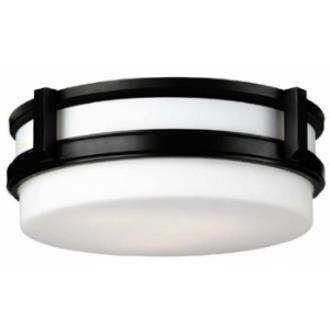 Forecast Lighting F6111 27th Street - Three Light Flush Mount