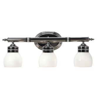 Framburg Lighting 1083 Princessa - Three Light Bath Vanity