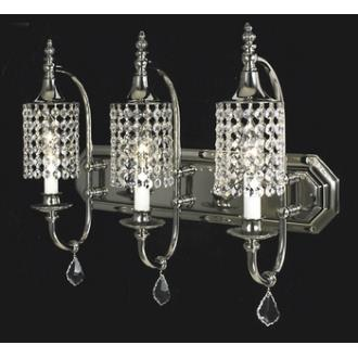 Framburg Lighting 2049 Nocturne - Three Light Wall Sconce