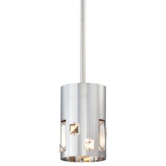 George Kovacs Lighting P1081-077 Bling Bang - One Light Mini-Pendant