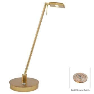 """George Kovacs Lighting P4326-248 19"""" LED Table Lamp"""