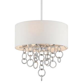 George Kovacs Lighting P612-5-077 Ringlets - Four Light Pendant