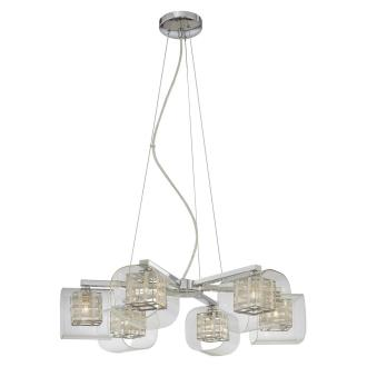 George Kovacs Lighting P806-077 Six Light Chandelier