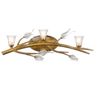 Golden Lighting 9942-BA3 Aiyana - Three Light Bath Vanity