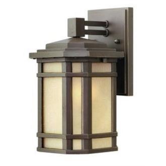 Hinkley Lighting 1270OZ-LED Cherry Creek - One Light Outdoor Small Wall Mount