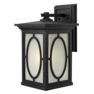Hinkley Lighting 1495BK Randolph - One Light Large Outdoor Wall Mount